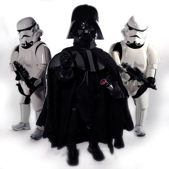 Booking agent for Dwarf vader & Short troopers