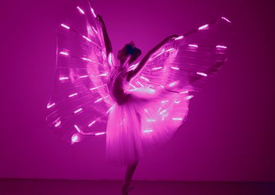 LED Butterfly Ballerinas – Ballet Dancers | Worldwide