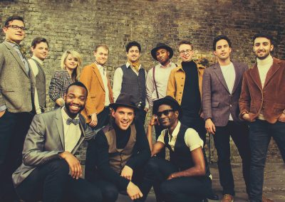 Salut – Party & Function Band | UK