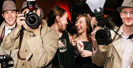 Booking agent for Paparazzi Photographers