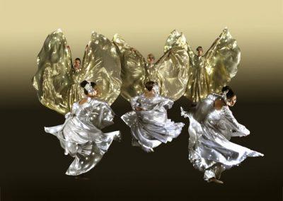 The Optioscopes – Illuminated Dancers | UK