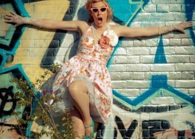 Rocking Rita – Walkabout Dance Act   UK