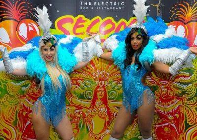 LED Showgirls – Stiltwalkers | UK