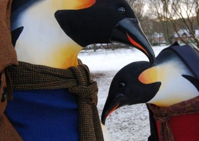 The Christmas Penguins – Walkabout Act | UK