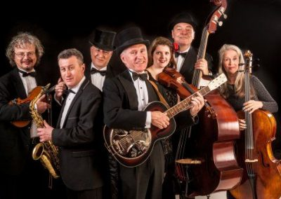 The Palace Band – Gatsby Jazz Band | UK