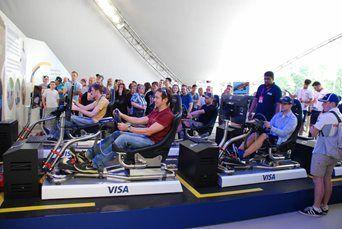 Virtual Racers – Arcade Game | UK