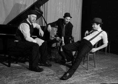 52nd Street Swing – Swing Band | UK