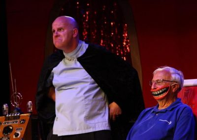 The Dentist Chair – Comedy Cabaret Act | UK