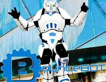 Bounce Bot- Stiltwalkers | UK
