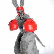 Boxing Kangaroos – Bouncy Stilt Walkers | UK