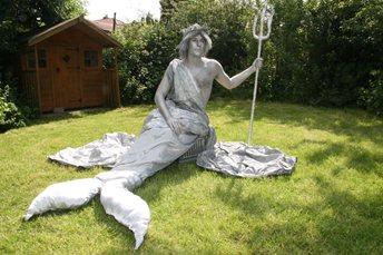 Chris – Human Statue | UK
