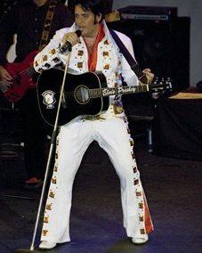 Elvis (Craig) – Lookalike & Tribute | UK