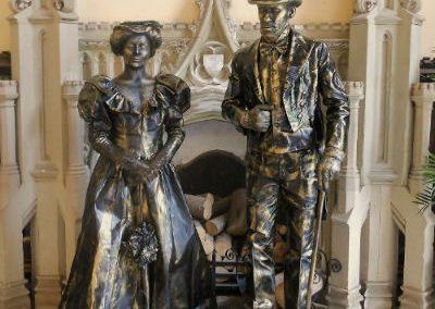 Dave – Bespoke Human Statue Character | UK