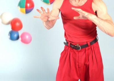 Jason – Juggler & Contact Juggler   UK