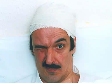 John Cleese (Edmond) – Impersonator | UK