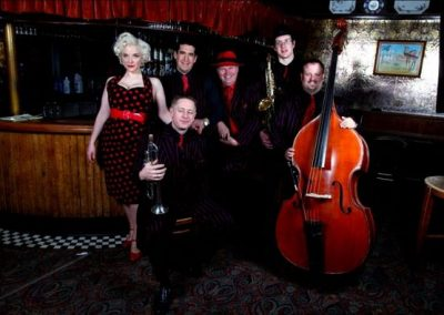 Kai & Kai's Kats – Jazz Singer & Jazz Band | UK