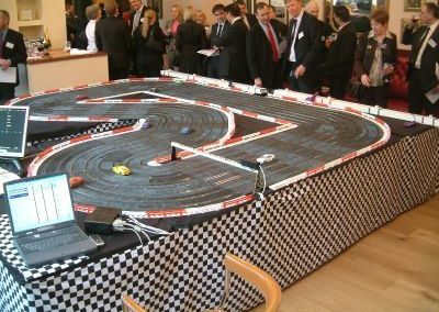 Pit Stop – Scalextric Track | UK