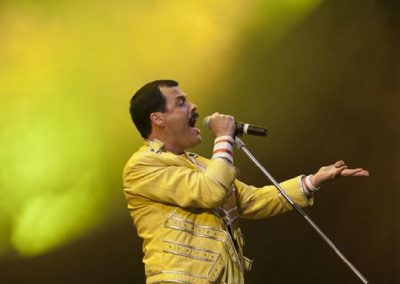 The Ultimate Queen Tribute Band | UK