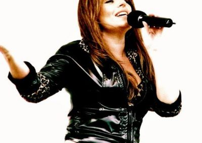 Shannon as Shania Twain – Tribute Act | UK