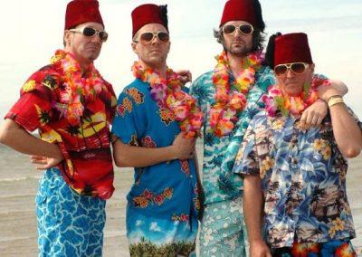 The Bikini Beach Band – Party & Function Band | UK
