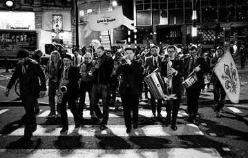 The Kansas Smitty's – Jazz Band | UK