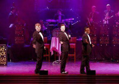 The Rat Pack Trio – Rat Pack Tribute   UK