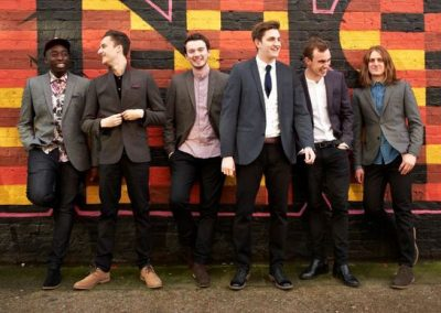 The Sons of Pitches – Six Piece A Cappella Group | UK