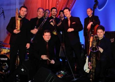 The Stirling Band – Swing Band | UK