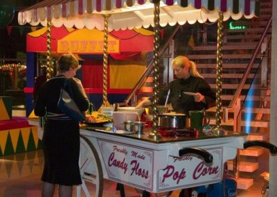 Victorian Food Cart – Food Entertainment | UK