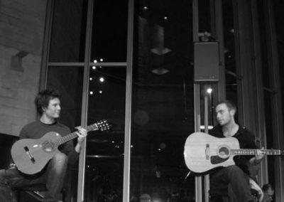 Weston & Morris – Acoustic Guitar Duo | UK
