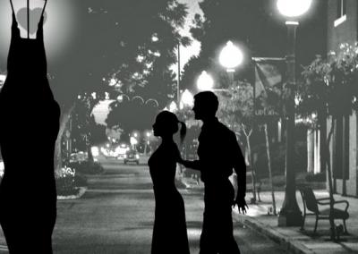 Bespoke Shadow Shows – Shadow Dancers