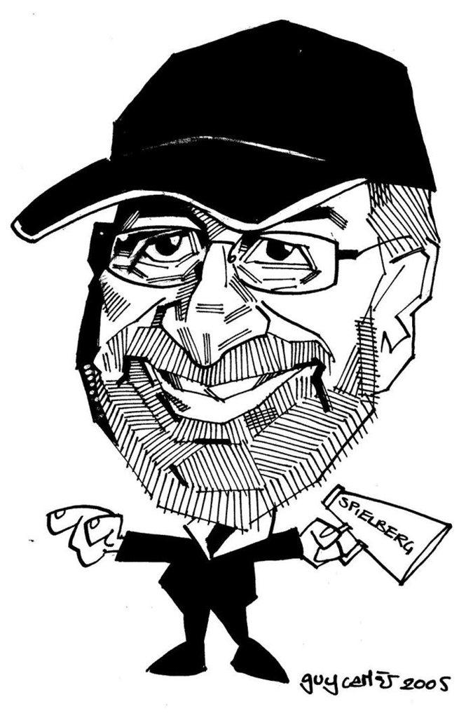 Guy – Caricaturist | UK