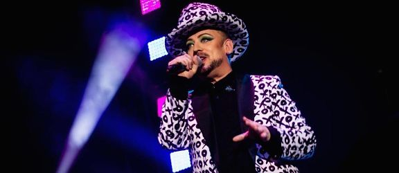 Booking agent for boy george
