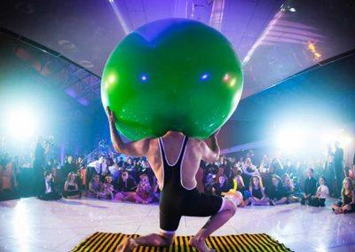 Bruce – Balloon Show