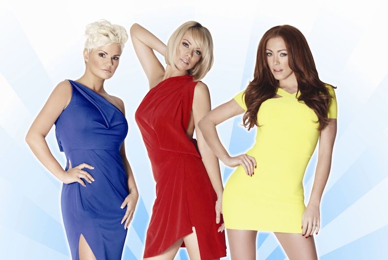 Book Atomic Kitten for your event