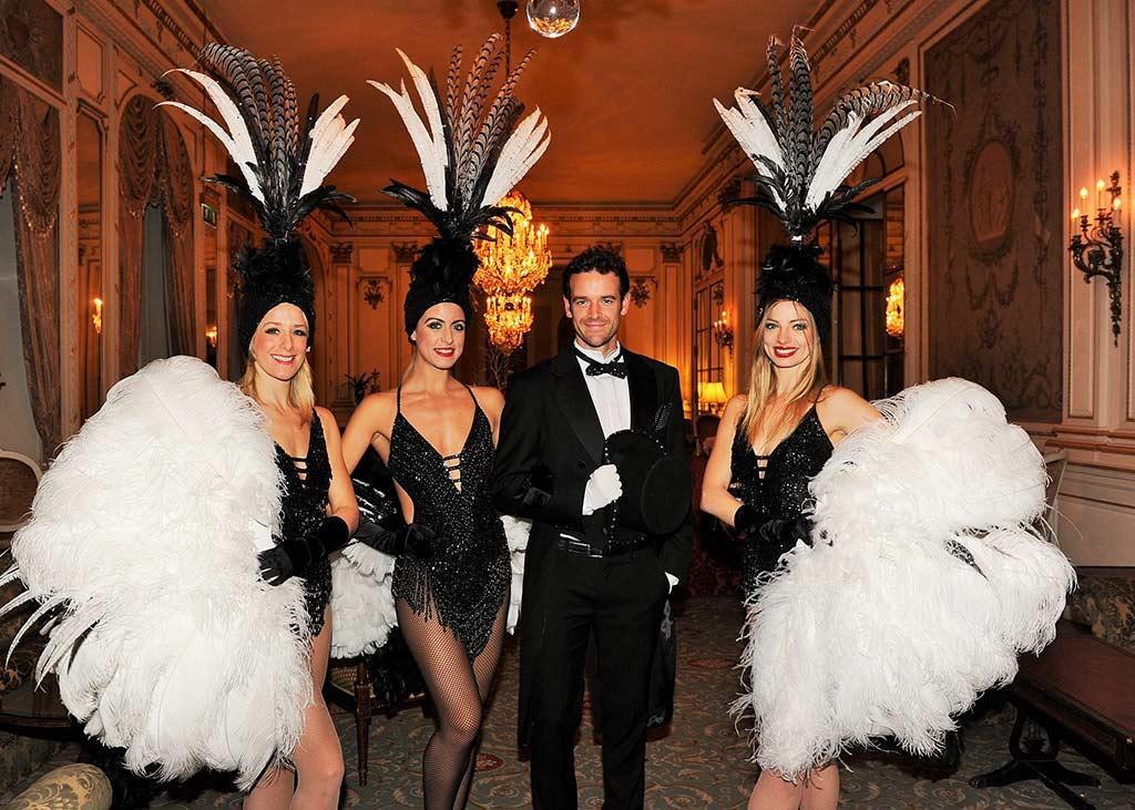 London Entertainment Agency - Great Gastby themed entertainment & ideas
