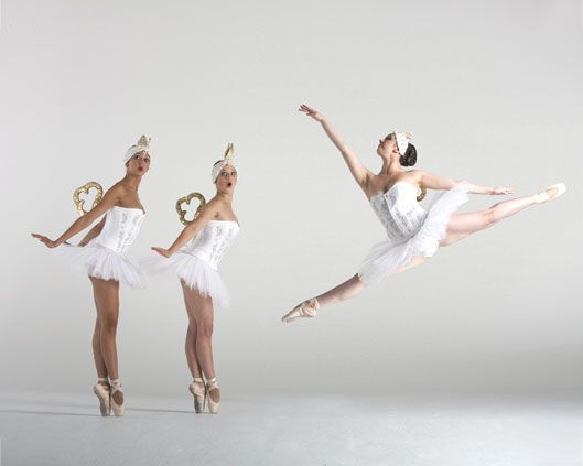 Booking Agent Divine Ballet Dancer