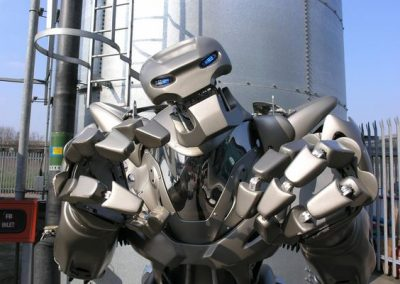 Titan the Robot – Custom Robot Character | UK