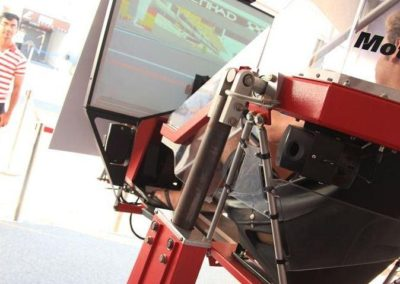 301 Rally Driving Simulator – Bristol | UK