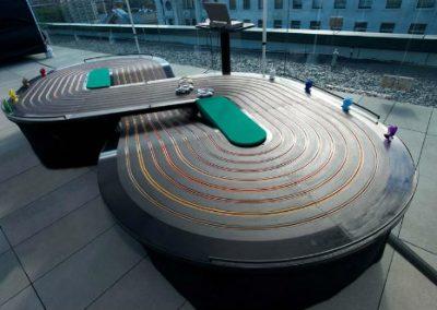 8-Lane Scalextric – Scalextric Track | UK