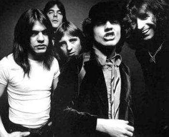 AC/DC | Famous Band | International