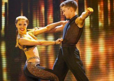 AJ & Chloe – Britain's Got Talent 2013 Ballroom Dancers | UK