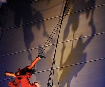 Abseiling and Aerial Performers | UK