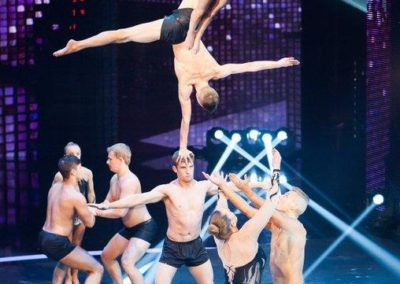 Acropolis – World Champion Gymnasts | UK