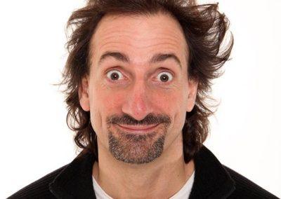 Addy van der Borgh – Celebrity Comedian   UK