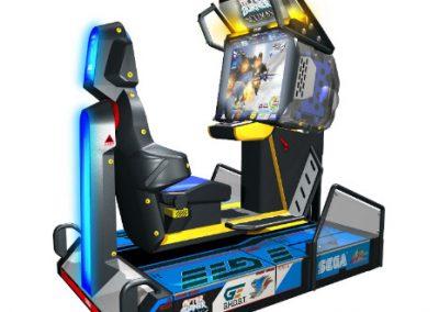 Afterburner Deluxe – Arcade Game   UK