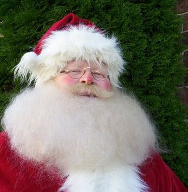 Booking Agent for Alan - Father Christmas - Walkabout Character