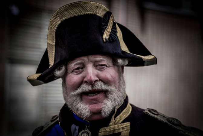 Book Agent for Alan - Town Crier