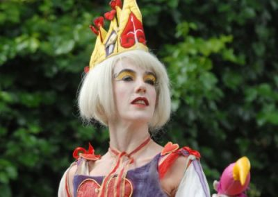 Alice In Wonderland – Walkabout Characters & Show | UK