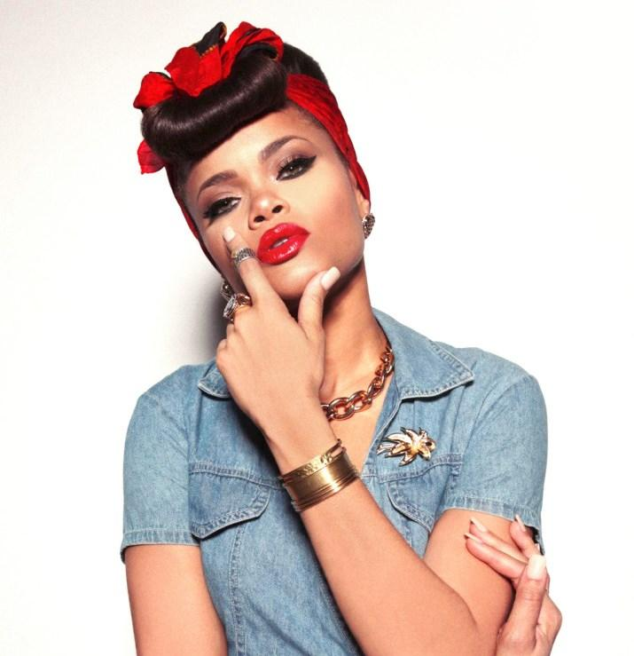 Andra Day: Booking Agent For Andra Day